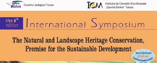 """""""Conservarea patrimoniului natural și peisagistic – premisă a dezvoltării durabile"""""""