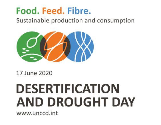Ziua mondială de combatere a deșertificării și a secetei